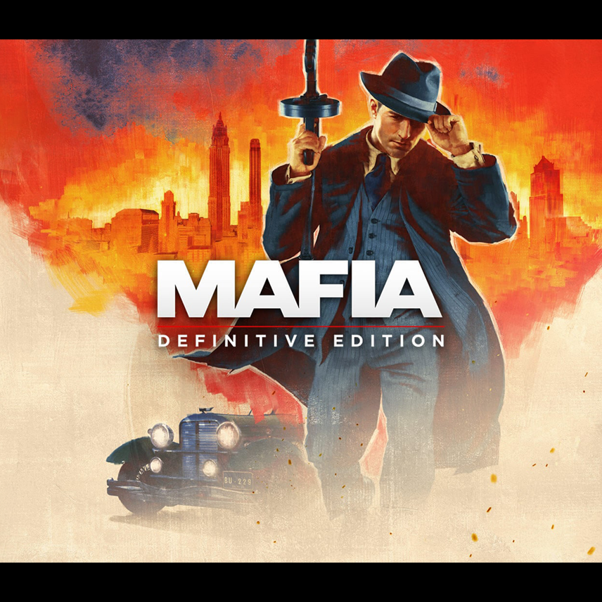 Компьютер для Mafia: Definitive Edition