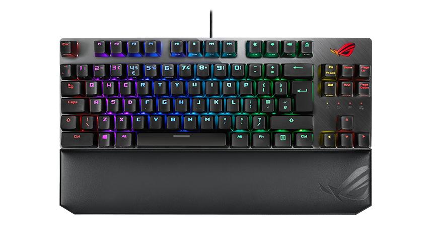 Клавиатура ASUS ROG Strix Scope TKL Deluxe